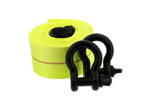 ABN Strap Shackles Heavy D Rings product image