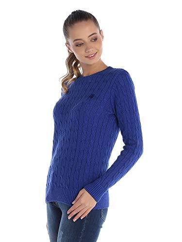 Di Maglione Mare Blu Donna Giorgio X8q4POx