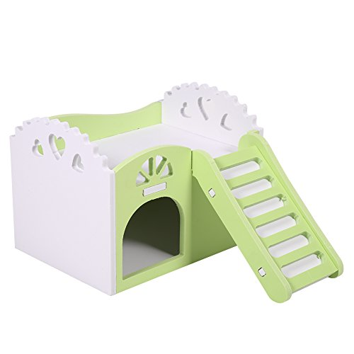 with Step Ladder Living World Hamster House