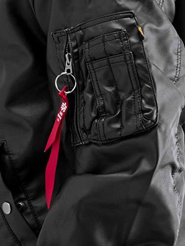 Industries Black Ma black Fl Alpha Jacke D Tec 1 0gEdEw