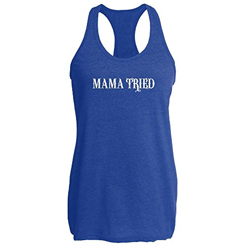 Pop Threads - Camiseta - para hombre Heather Royal