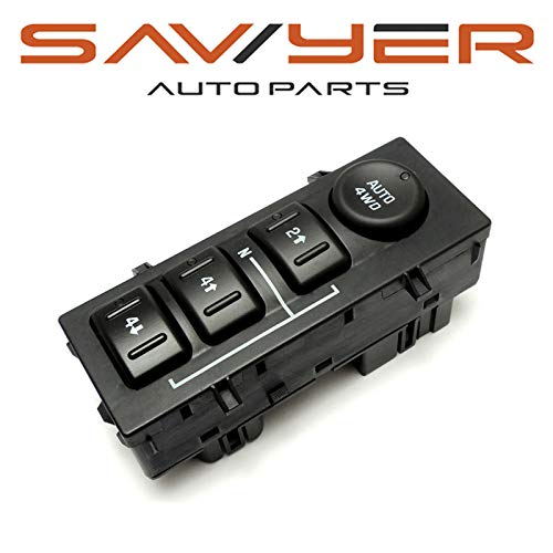Top Four Wheel Drive Switches