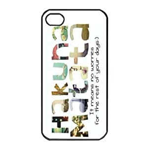 Change Fashion Hakuna Matata Snap On Hard Protector For Case Samsung Note 3 Cover