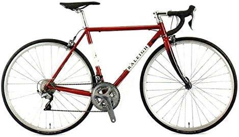 RALEIGH(ラレー) ロードバイク Carlton-F (CRF) マルーンレッド 420mm