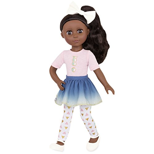 (Glitter Girls Dolls by Battat - Keltie 14-inch Poseable Fashion Doll - Dolls for Girls Age 3 and Up)