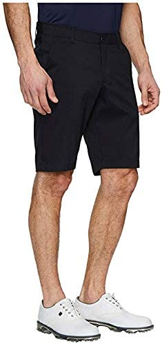 [UNDER ARMOUR(アンダーアーマー)] メンズパンツ・ショーツ等 UA Showdown Tapered Shorts Black/Steel Medium Heather/Black W: 102cm 11 [並行輸入品]