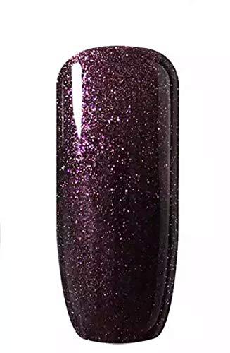 Nude UV Gel Nails Bling Glitter UV Gel Nail Varnish Vernis Semi Permanant UV Gel Lak Lacquer