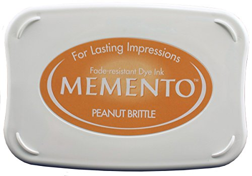 Lincoln Tsukineko Memento Fade Resistant Dye Inkpad, Full...