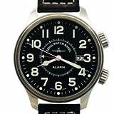 Zeno Pilot Oversized XL-Fliegeruhr Alarm Ref. 8575 A, Watch Central