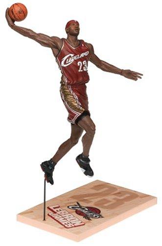 McFarlane Sportspicks: NBA Series 7 LeBron James 2 Action Figure