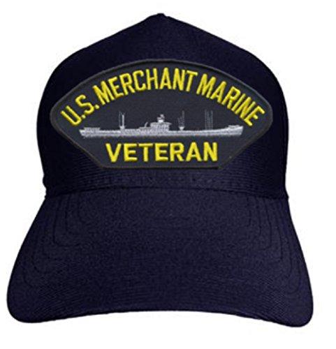 Eagle Crest U.S. Merchant Marine Veteran Ship Cap -