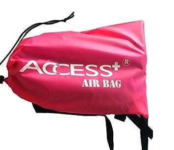 Access + ® sofá tumbona hinchable, saco de dormir, de compresión ...