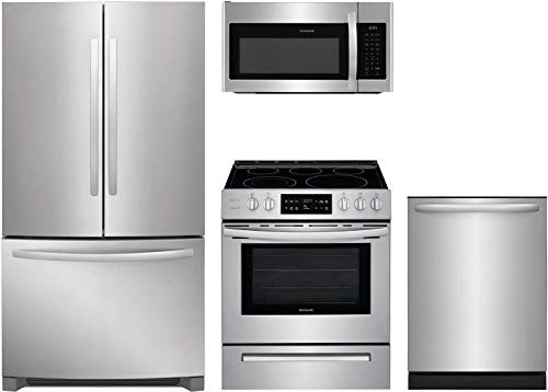 (Frigidaire 4-Pcs Kitchen Package with FFHN2750TS 36