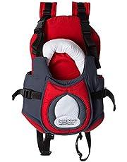 Pétit Bébé Baby Carrier For Unisex, Red
