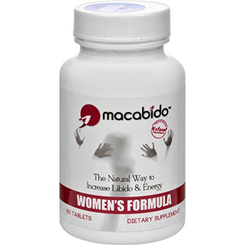 Bricker Labs Macabido Women's Formula - 60 Tablets