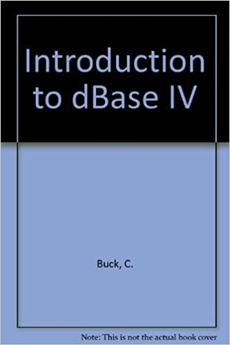 An Introduction Learning to Use dBASE III