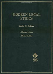 Modern Legal Ethics (Hornbook Series) (English and English Edition)