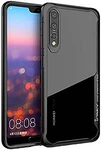 حافظة ناعمة من مادة السليكون لحماية الهاتف Huawei P20 Pro
