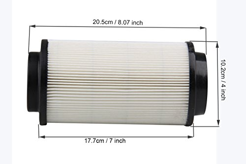Podoy 7080595 Air filter for Polaris Sportsman Scrambler Magnum 400 500 550 570 600 700 800 850 ATV Parts by Podoy (Image #1)