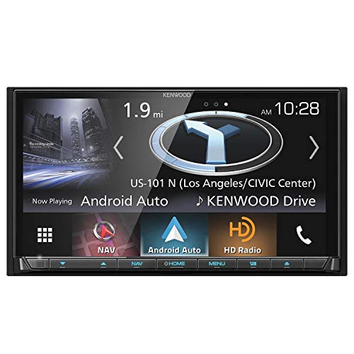 Kenwood 6.95IN 2DIN NAV/HD RCVR (DNX874S)