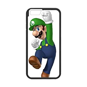 Super Mario Bros iPhone 6 4.7 Inch Cell Phone Case Black yyfabd-208935