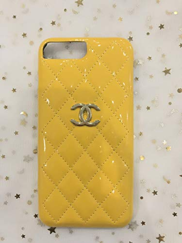 iPhone 7 8 Case, Fashion Patent Leather Protective Case for iPhone 7, iPhone 8