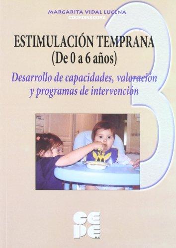 Estimulacion temprana de 0 a 6 años. 3