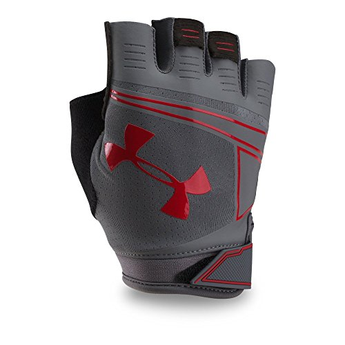 oolSwitch Flux Training Gloves,Graphite/Red, Large (Graphite Mens Glove)