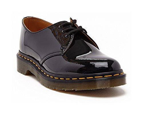 Dr Martens Women's 1461 Patent Leather Black Shoe - 7 F(M) UK / 9 B(M) US / 8 D(M) US