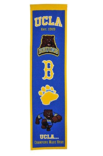 NCAA UCLA Bruins Heritage (Ucla Bruins Wall)