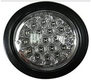 Radiant 4 Round LED Stop//Turn//Tail Light Kit 25114