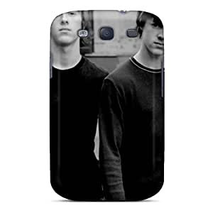 Tpu Case Cover For Galaxy S3 Strong Protect Case - Max And Spencer Design