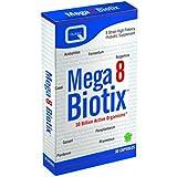 Quest Mega 8 Biotix - 8 Strain Probiotic 2 x 30 Capsules