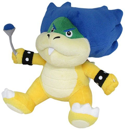 Little Buddy Super Mario Series Ludwig Von Koopa 7