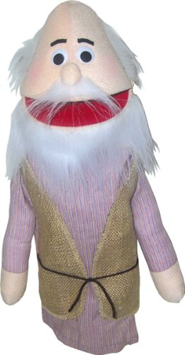 Old Man (Noah) Puppet