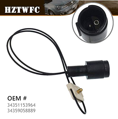 HZTWFC Front Brake Pad Wear Sensor 34351153964 34359058889: