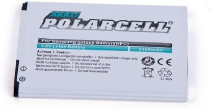 BA5I5 Selection PolarCell Batería con 2100 mAh para Samsung ...