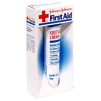 BAND AID® First Aid Cream, One 1 1/2 oz  Tube (JOJ4504) Category