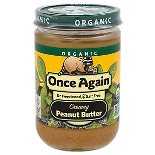 (Once Again Organic Smooth Peanut Butter - 16 oz)