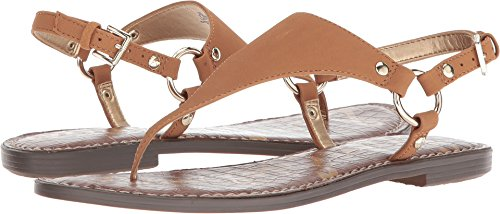 Fashion Goat Greta Sandals Sam Golden Edelman Wayne Caramel Leather Women's xw8xHtqC