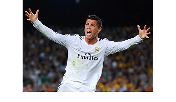 1 Cristiano Ronaldo - A4 - - world de motivación con imagen del ...