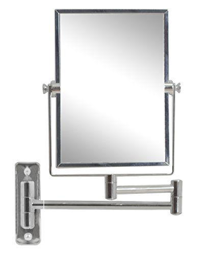 ai rectangle wall mount magnifying