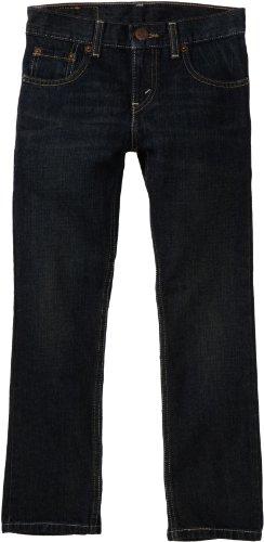 Levi's Boys 8-20 511 Skinny Fit Jean, DIRTIED STRETCH, 16 Regular