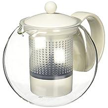 Bodum Assam Tea Press, 34-Ounce, White