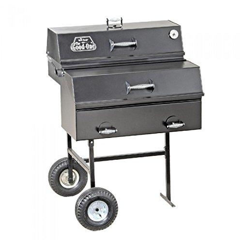 The Good One Open Range Generation III Smoker & Grill