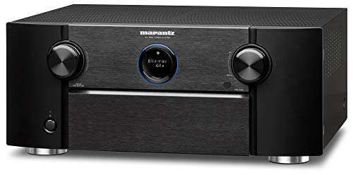 - Marantz AV7705 11.2 Channel AV Audio Component Pre-Amplifier | IMAX Enhanced, Auro-3D & Dolby Surround Sound | Music Streaming via Wi-Fi, Bluetooth, AirPlay 2 & HEOS | Amazon Alexa Compatibility