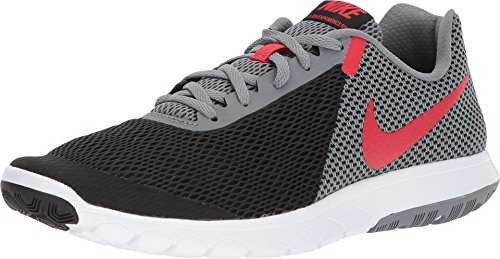 62a601cd9432e Galleon - NIKE Flex Experience RN 6 Mens Fashion-Sneakers 881802-011 6 -  Black University RED-Cool Grey-White