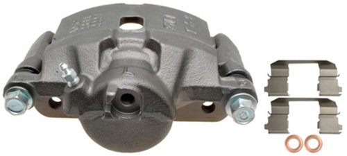 Raybestos FRC10203 Professional Grade Remanufactured, Semi-Loaded Disc Brake Caliper - Front Reman Brake Calipers