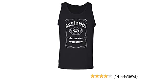 07e105275e Jack Daniel s Whiskey Men s Tank Top   Saloon Shirt