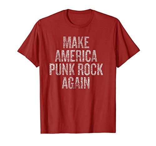 (Make America Punk Rock Again)